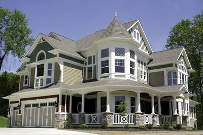 Impressive Luxurious Victorian House Plan - 23167JD | Architectural ...