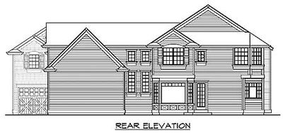 U-Shaped Home Plan With Video Tour - 23195JD thumb - 05