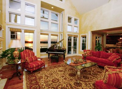 Great Room Design with Two Master Suites - 23211JD thumb - 08