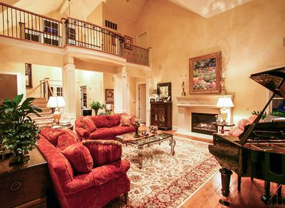 Great Room Design with Two Master Suites - 23211JD thumb - 12