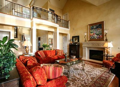 Great Room Design with Two Master Suites - 23211JD thumb - 13