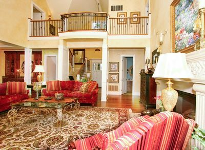 Great Room Design with Two Master Suites - 23211JD thumb - 14