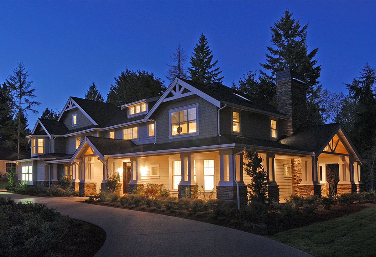 Master up or down luxury craftsman 2325jd for Up and down house design
