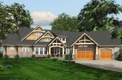 Luxury Craftsman with Finished Lower Level - 23285JD thumb - 03