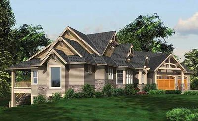 Luxury Craftsman with Finished Lower Level - 23285JD thumb - 04