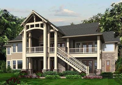 Luxury Craftsman with Finished Lower Level - 23285JD thumb - 19