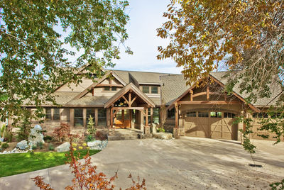 Luxury Craftsman with Finished Lower Level - 23285JD thumb - 01