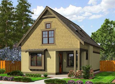 Cottage With Many Options 23293jd Architectural