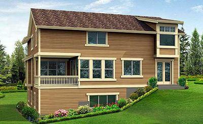 3 or 4 car tandem garage 23351jd architectural designs for 4 car tandem garage house plans