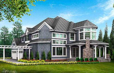 Award Winning House Plan - 23357JD thumb - 19