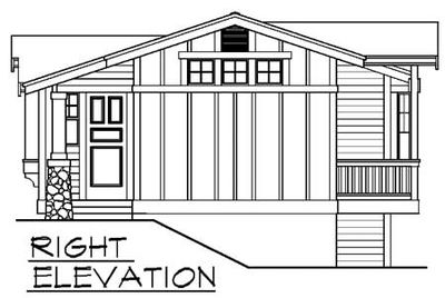 Contemporary carriage house plan 23378jd architectural for Modern carriage house plans