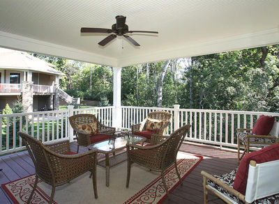 Rambler with Outdoor Living Room - 23381JD thumb - 09