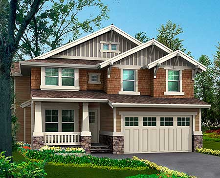 First floor guest suite 23402jd 2nd floor master suite for House plans with guest suite