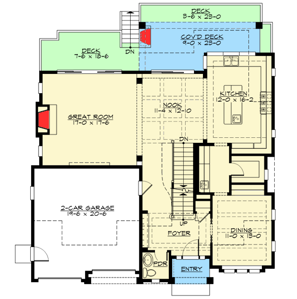 Architectural designs for House plans with character
