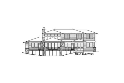 Contemporary Prairie-Style Masterpiece - 23481JD thumb - 73