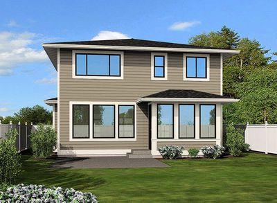 Contemporary Northwest Home Plan 23493jd Architectural