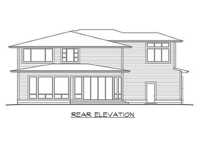 Prairie Home with Optional Flex Space - 23519JD thumb - 04
