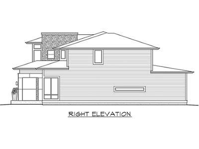 Prairie Home with Optional Flex Space - 23519JD thumb - 05