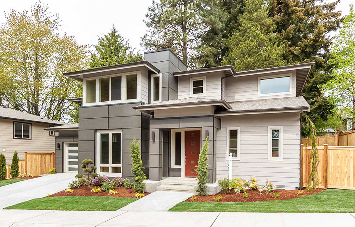 Northwest Home With A Contemporary Touch 23536jd