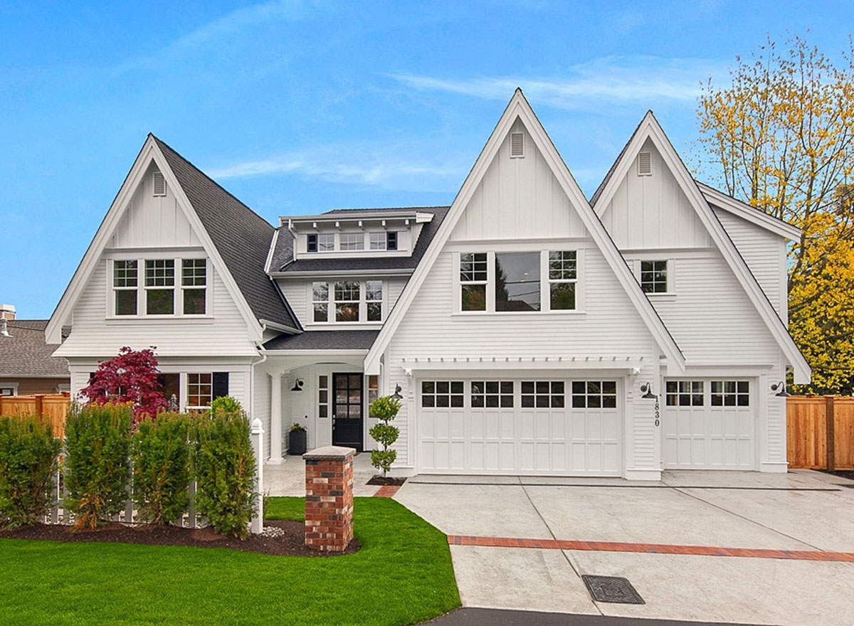 Eclectic Traditional House Plan 23591jd Architectural