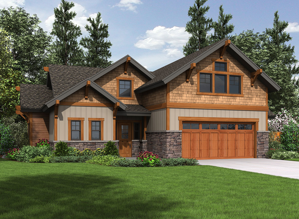 Carriage House With Studio - 23601JD