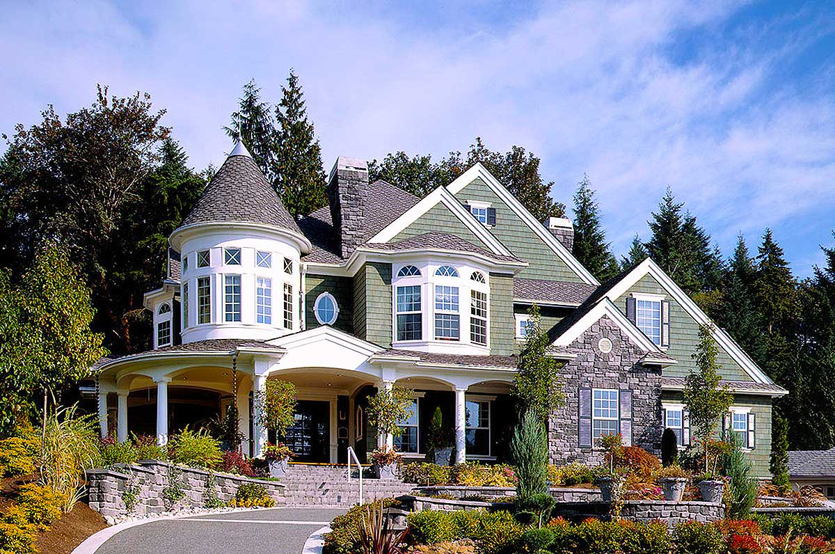 Award Winning House Plan 2384JD
