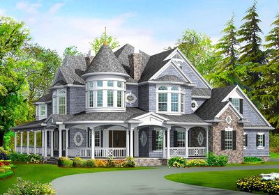 Award Winning House Plan - 2384JD thumb - 22