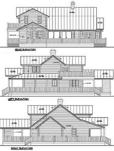 Mountain Home with Log Siding - 24088BG thumb - 02