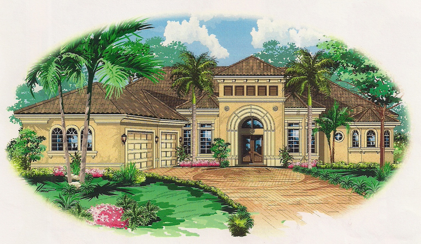 Parlor and lanai entertainment 24105bg architectural for Architecturaldesigns com house plan 56364sm asp