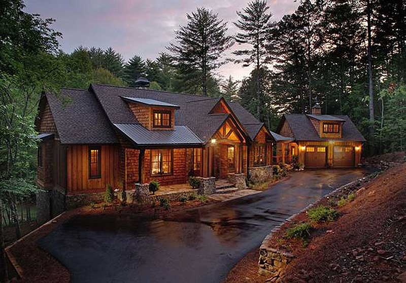 Superieur Splendid Mountain Home Plan   24111BG | Architectural Designs   House Plans