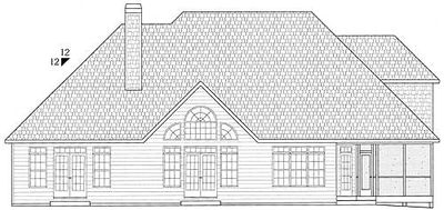 House Plan with Great Flow - 24327TW thumb - 03