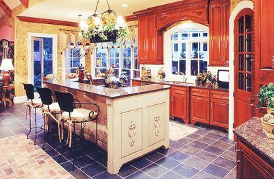 Luxurious European Home Plan - 24346TW thumb - 12