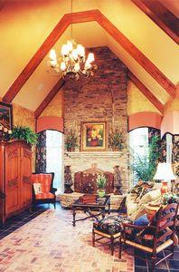 Luxurious European Home Plan - 24346TW thumb - 13