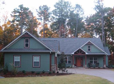 Open Floor Plan Split Ranch - 24352TW thumb - 02