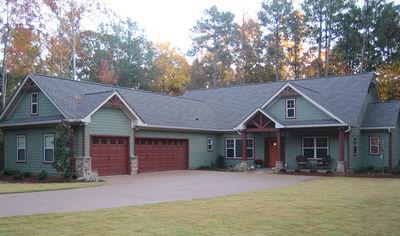 Open Floor Plan Split Ranch - 24352TW thumb - 03