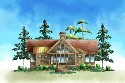Quaint Cottage Detailing - 26610GG thumb - 04