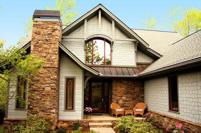 Rugged Craftsman Home Plan - 26646GG thumb - 01