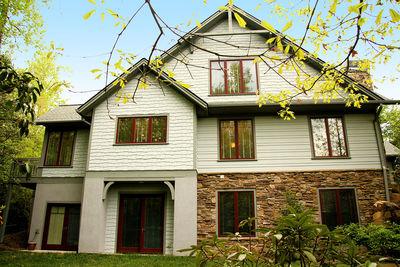 Rugged Craftsman Home Plan - 26646GG thumb - 02