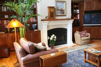 Rugged Craftsman Home Plan - 26646GG thumb - 04
