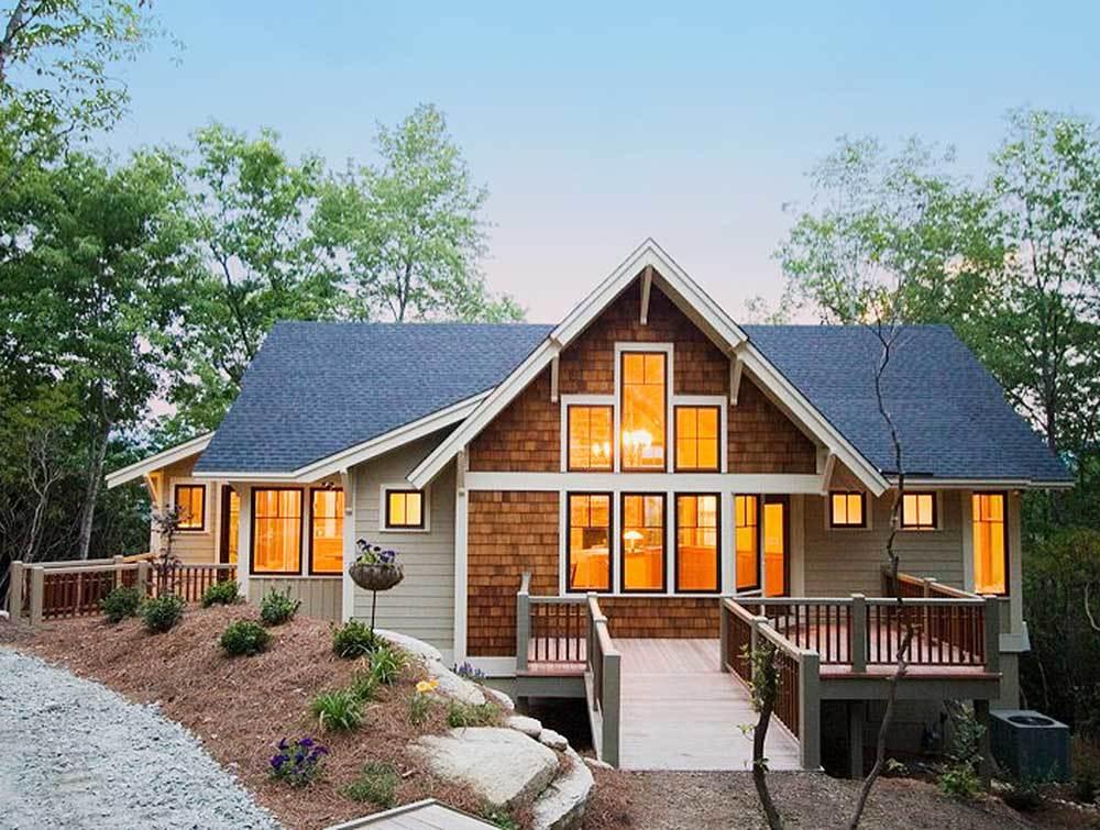 Vacation Home Design - Home Design Ideas