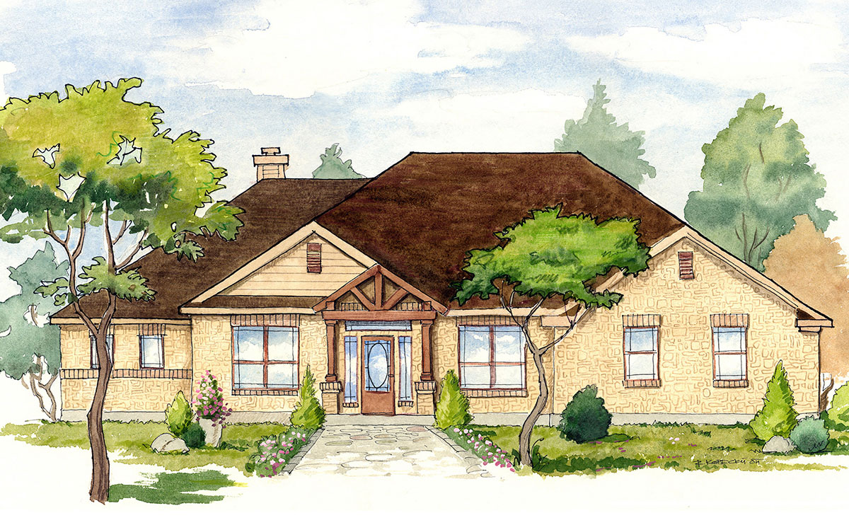 Flexible northwest house plan 28307hj architectural for Flexible house plans