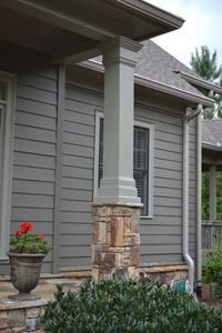 Mountain Home Plan with Garage and Bonus Level - 29826RL thumb - 09