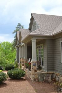 Mountain Home Plan with Garage and Bonus Level - 29826RL thumb - 10