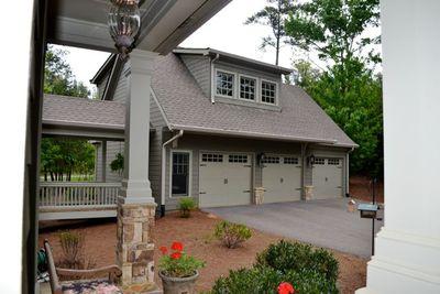 Mountain Home Plan with Garage and Bonus Level - 29826RL thumb - 16