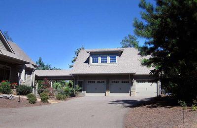 Mountain Home Plan with Garage and Bonus Level - 29826RL thumb - 20