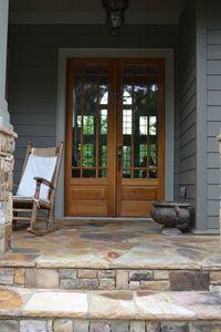 Mountain Home Plan with Garage and Bonus Level - 29826RL thumb - 22