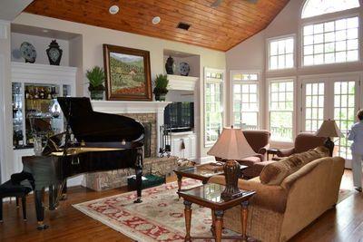 Mountain Home Plan with Garage and Bonus Level - 29826RL thumb - 25