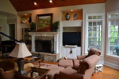 Mountain Home Plan with Garage and Bonus Level - 29826RL thumb - 26