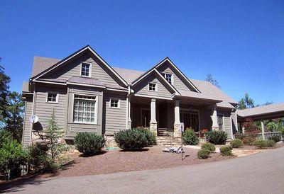 Mountain Home Plan with Garage and Bonus Level - 29826RL thumb - 02