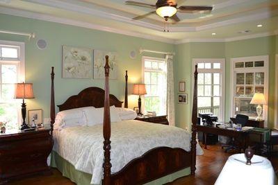 Mountain Home Plan with Garage and Bonus Level - 29826RL thumb - 34